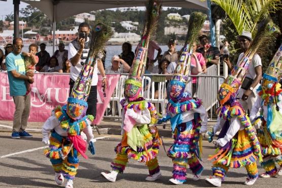 Heritage Month & Bermuda Day