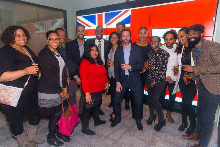 Bermuda Reception 2017