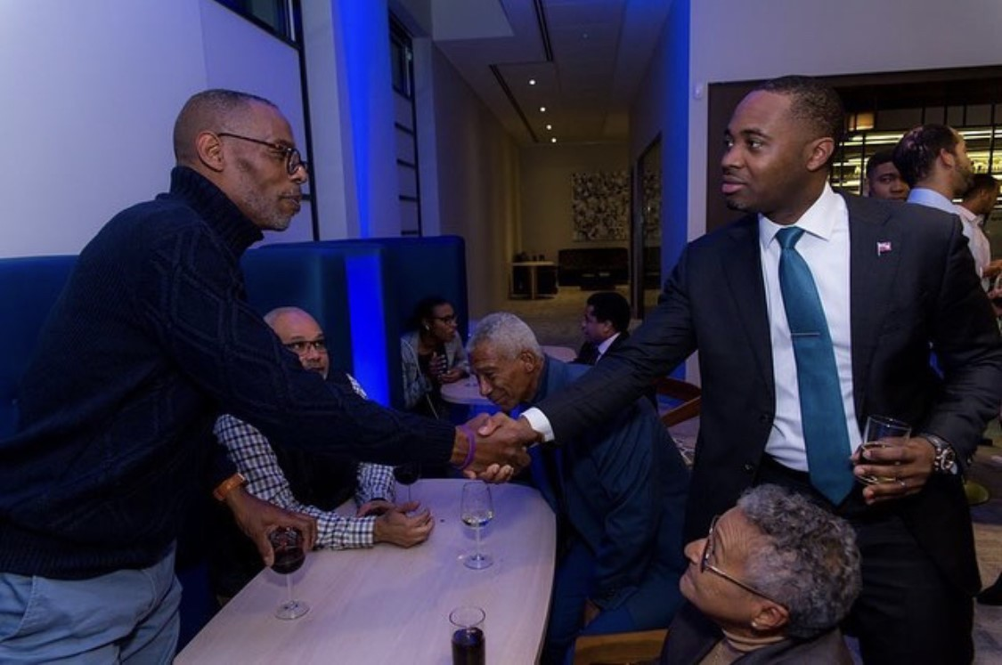 Bermuda Reception: London 2018