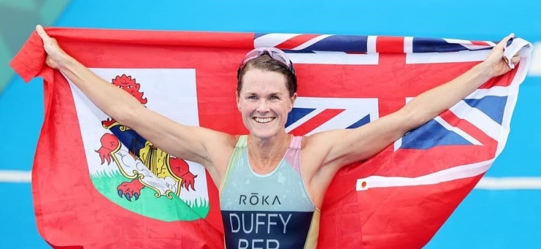 Flora Duffy Wins Gold at Summer Olympics